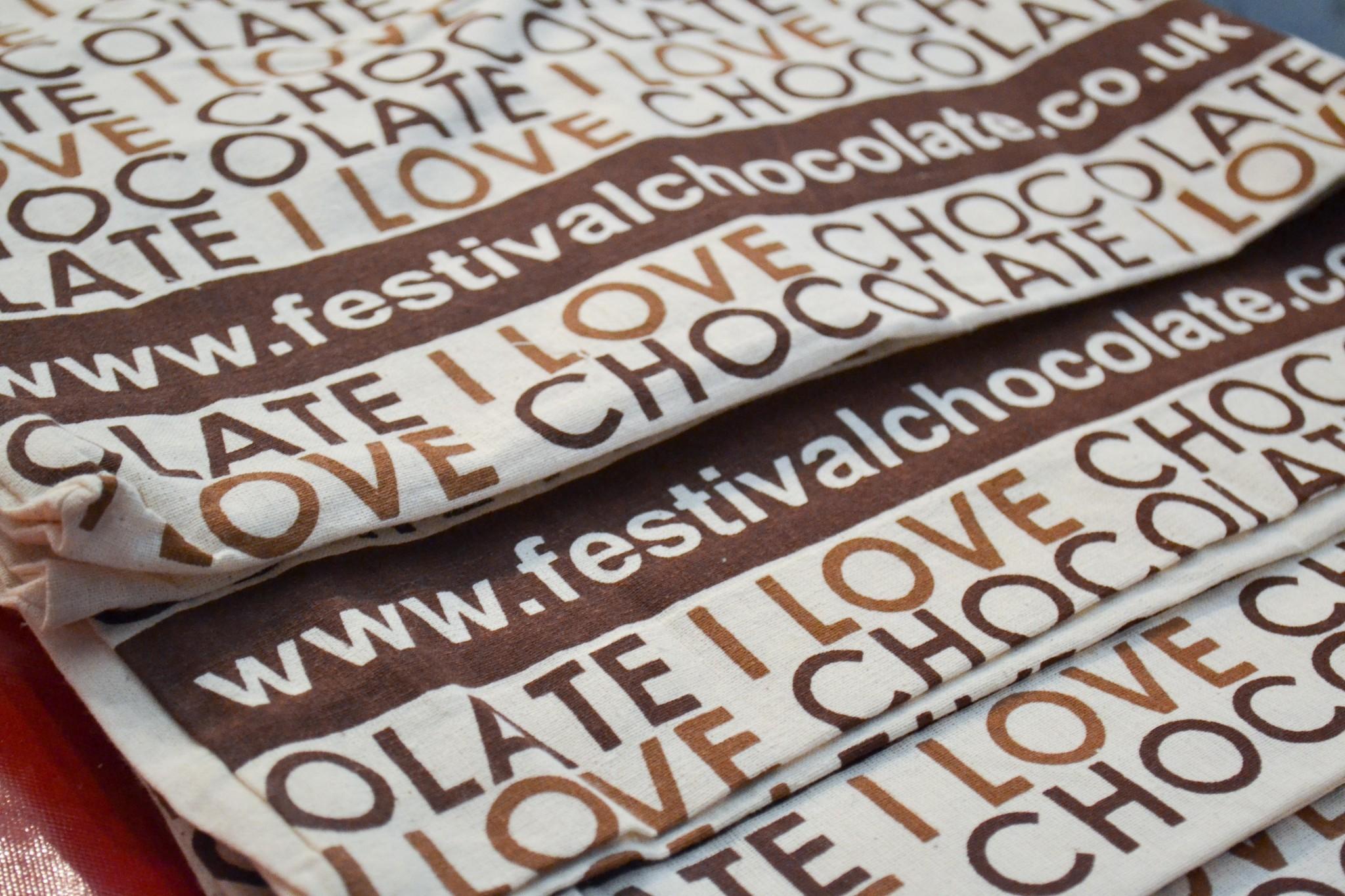 London Chocolate Festival Southbank 11 Dec 2011