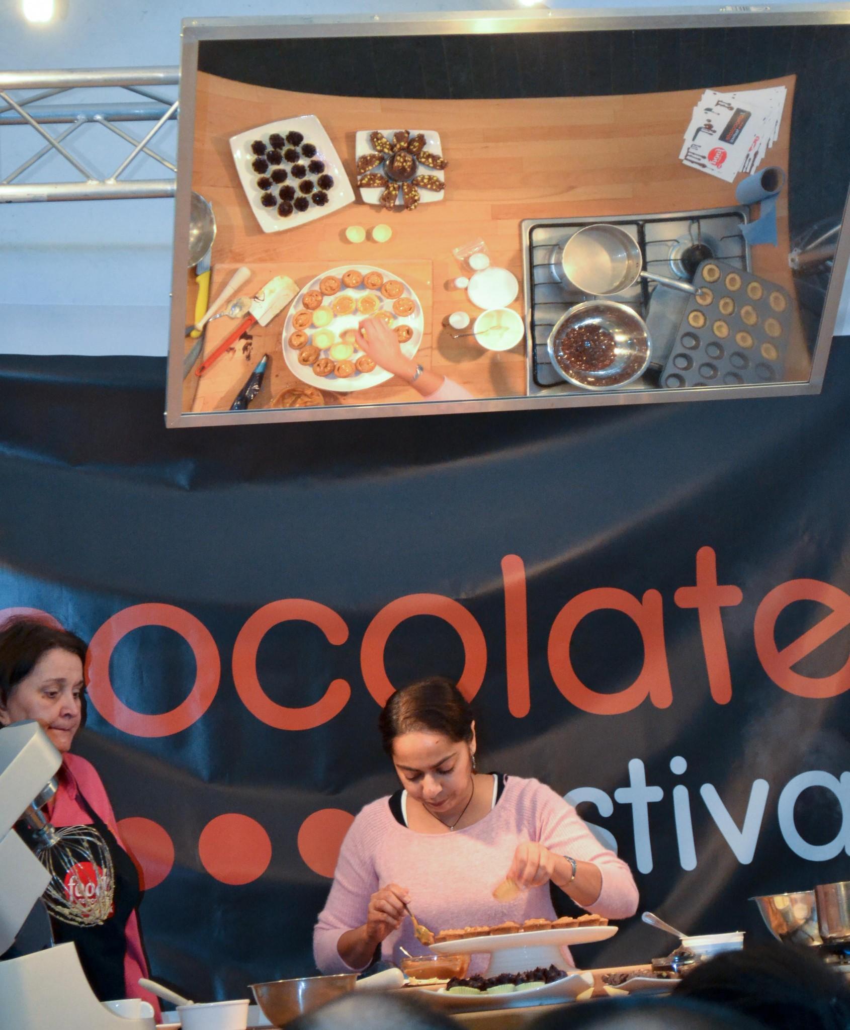 London Chocolate Festival 11 Dec 2011