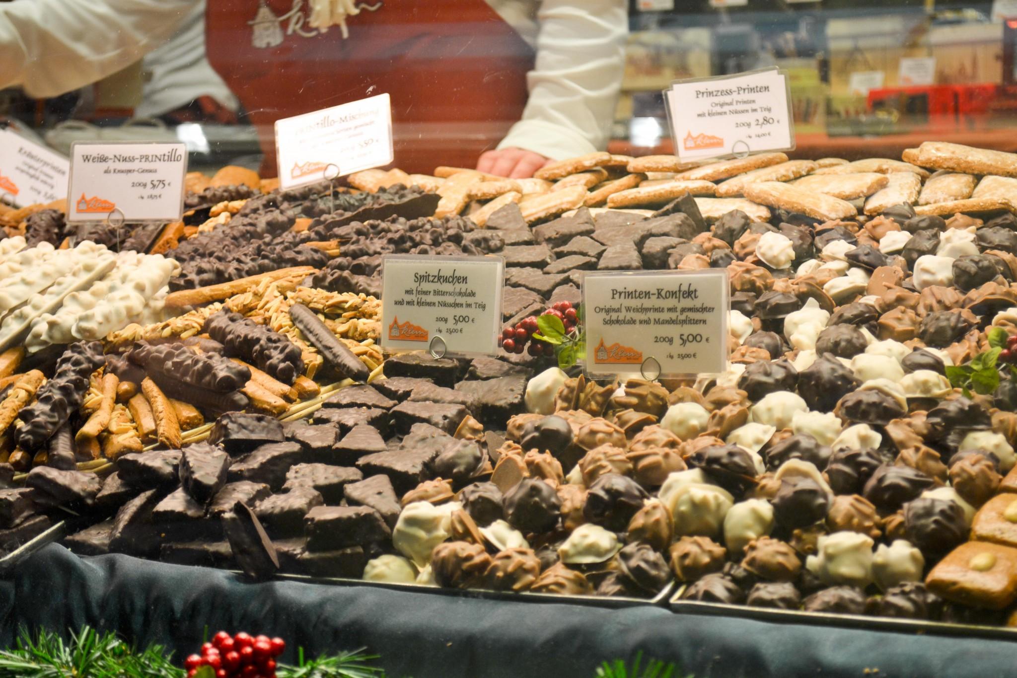 Aachener Printen Gingerbread