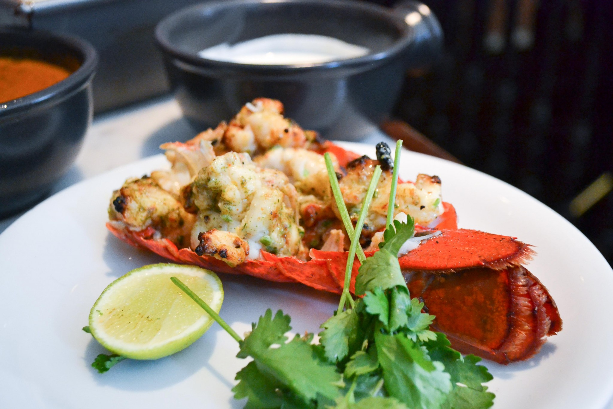 dishoom lobster tail