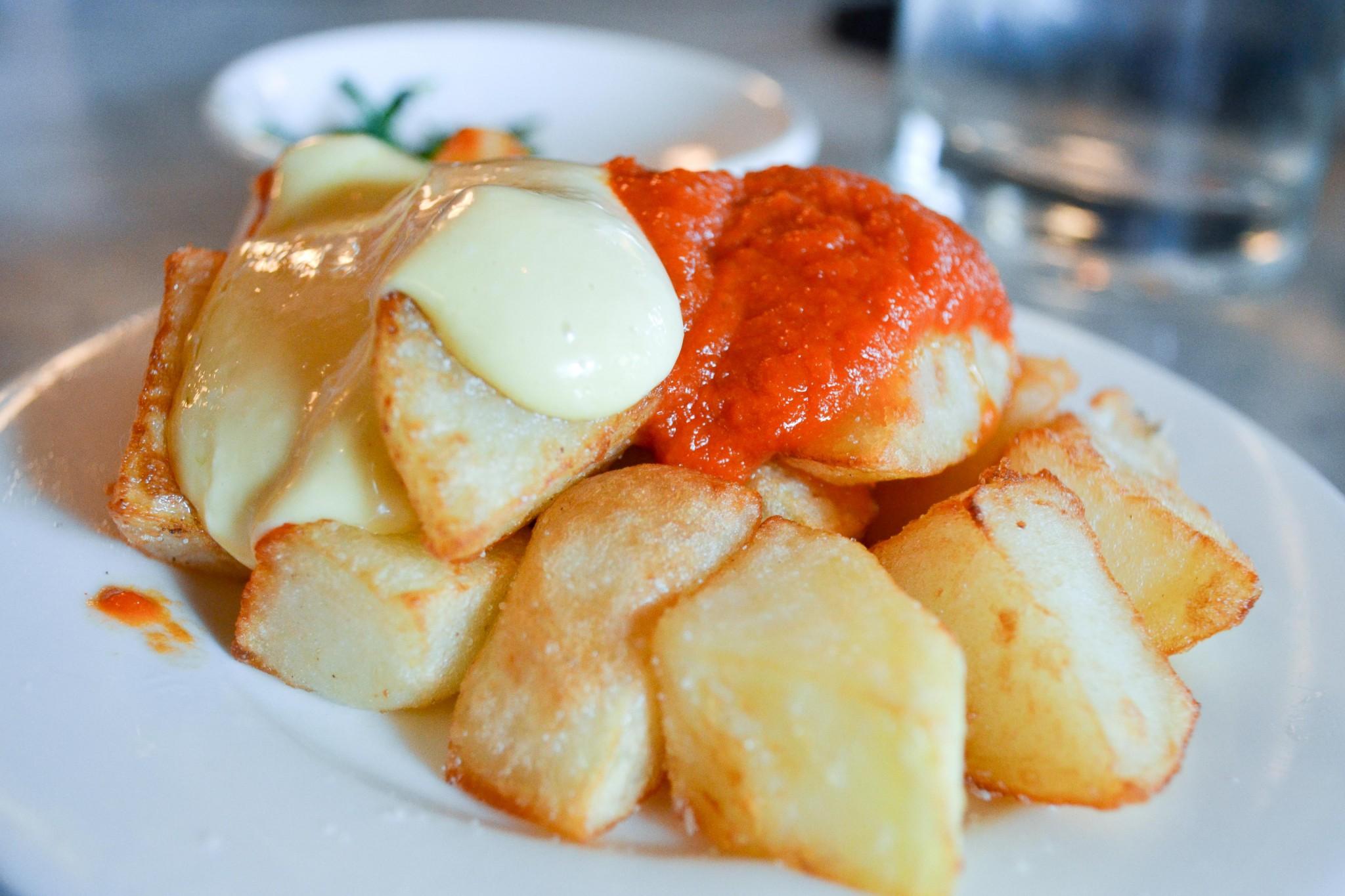 Patatas Brvas