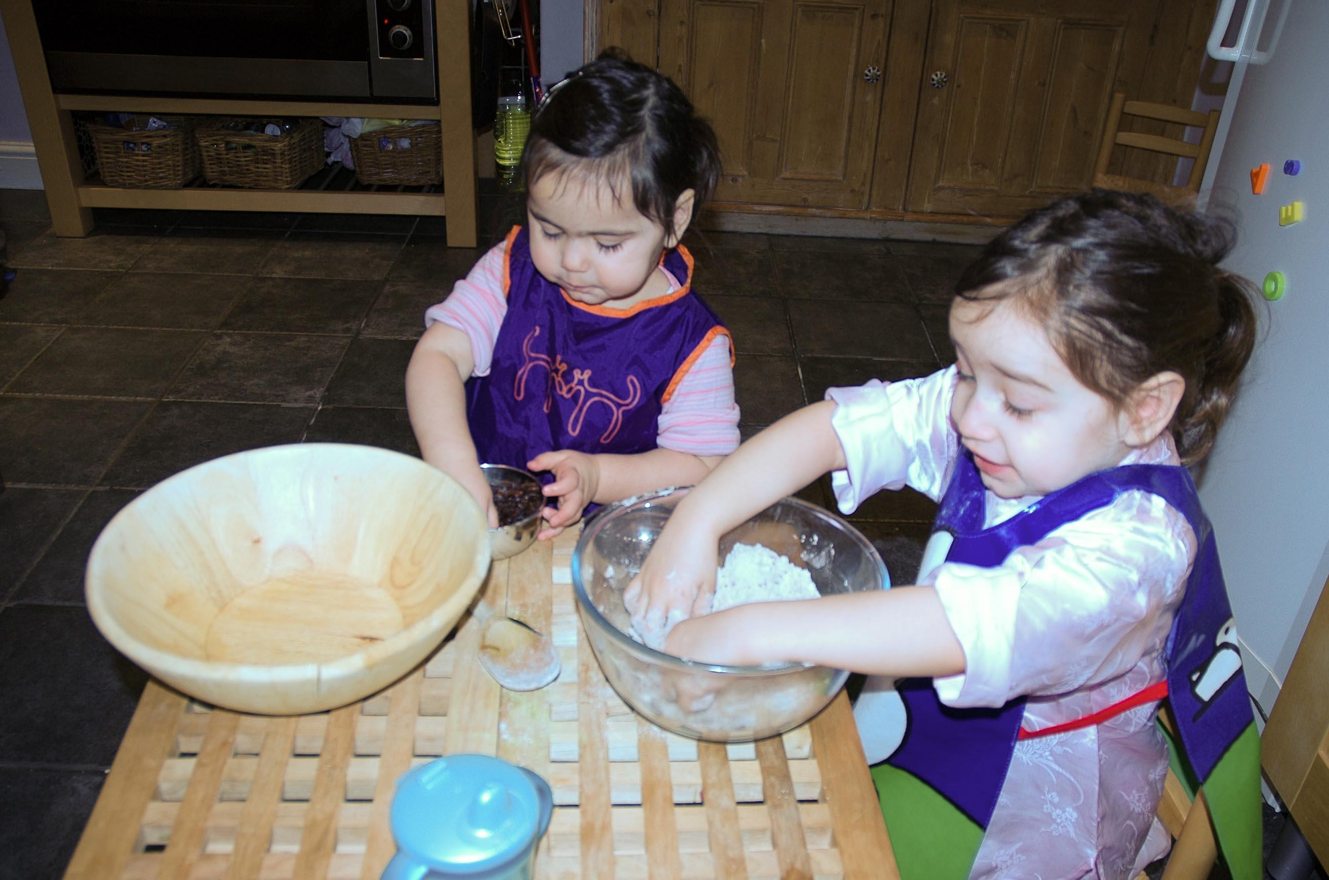 Little Toddler Chefs
