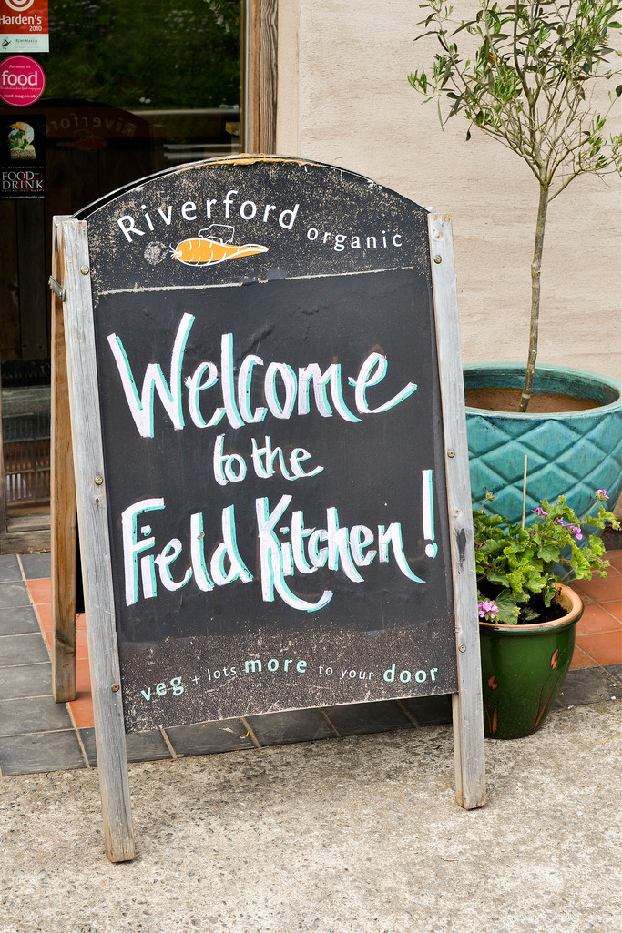 riverford field kitchen