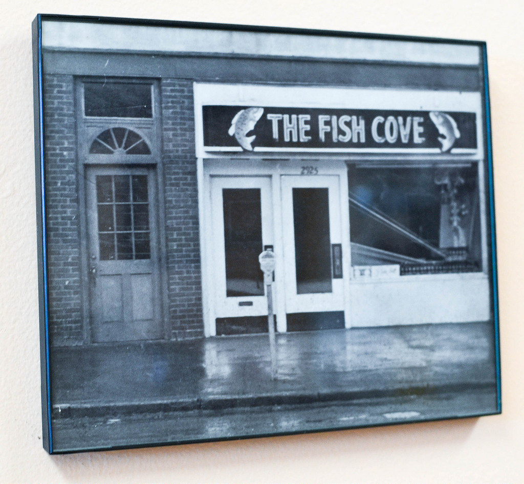 Fish Cove, Syracuse, NY