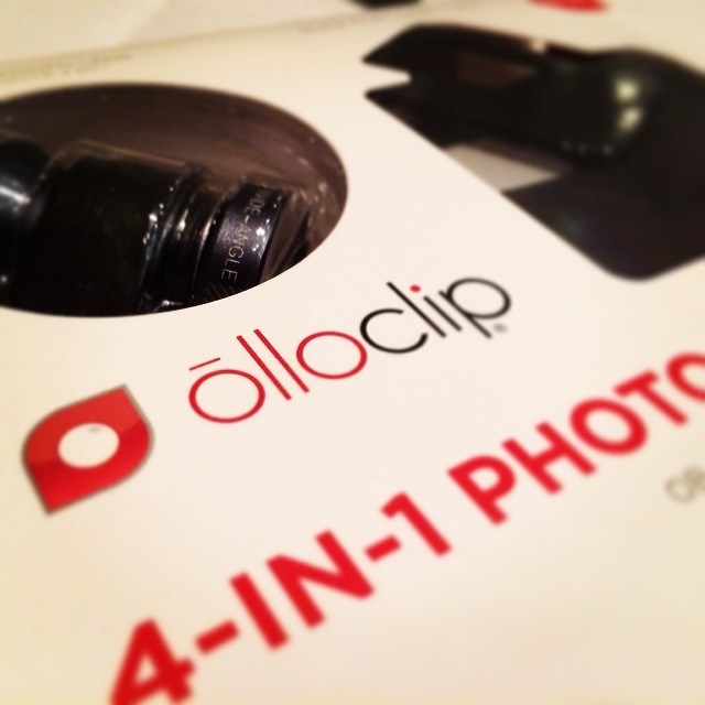 New toy! @olloclip #olloclip