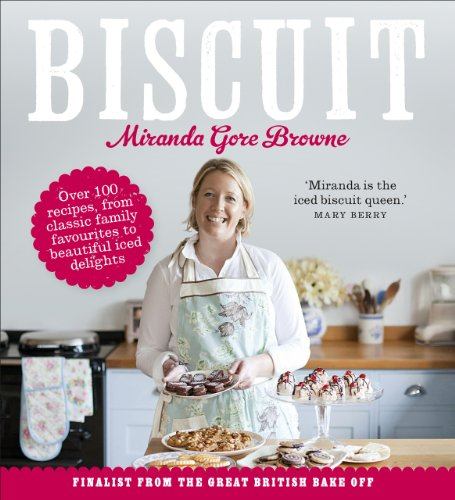 baking, biscuits, miranda gore-browne