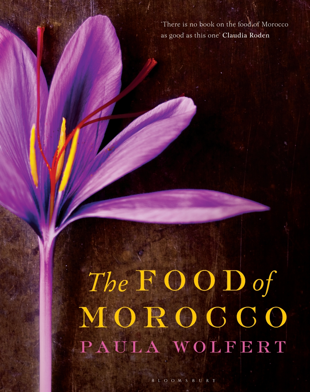 food of Morocco by paula wolfert