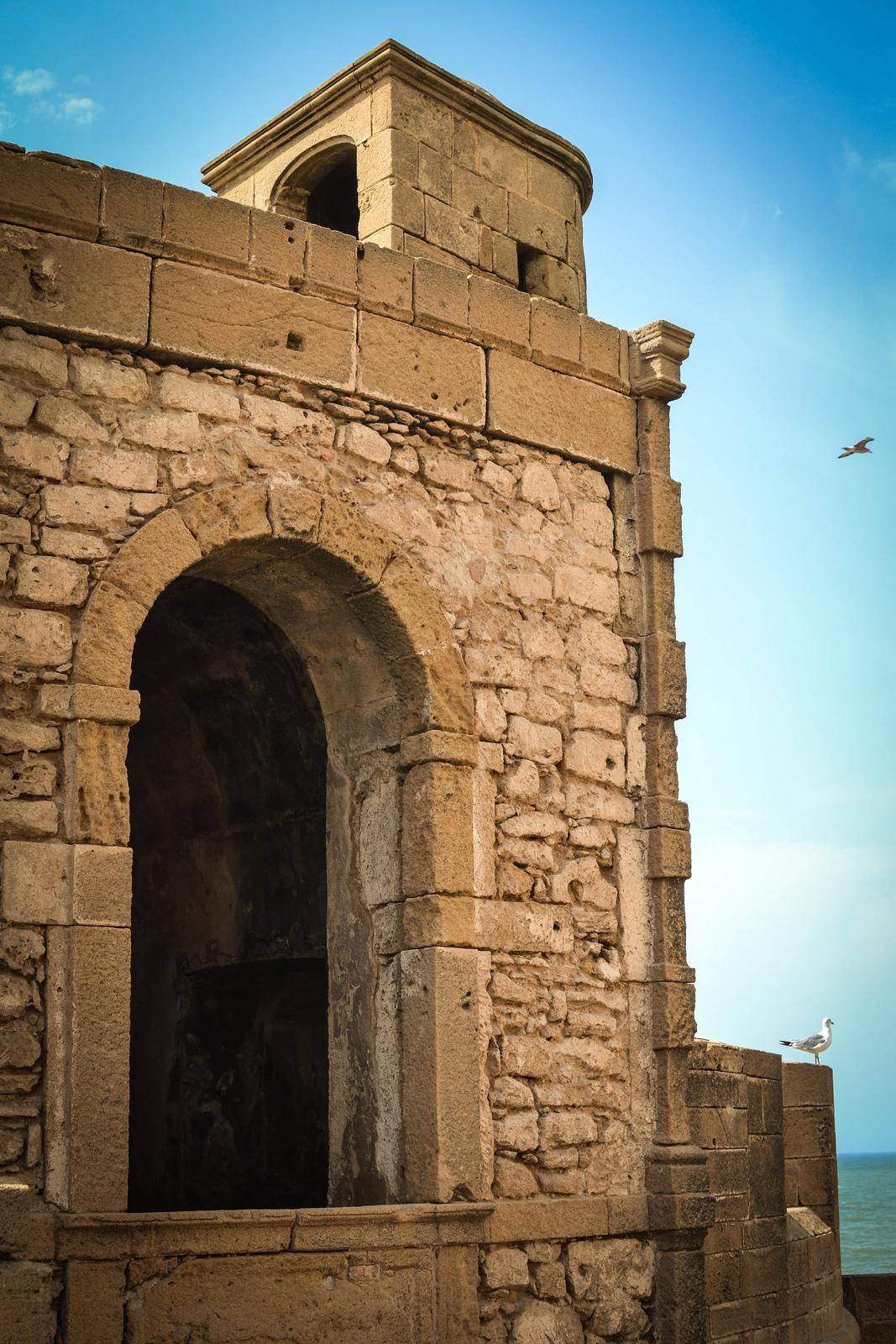 Essaouira, Morocco, architecture