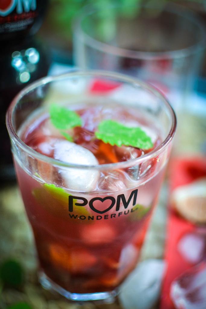 Pom Pomegranate Cocktail