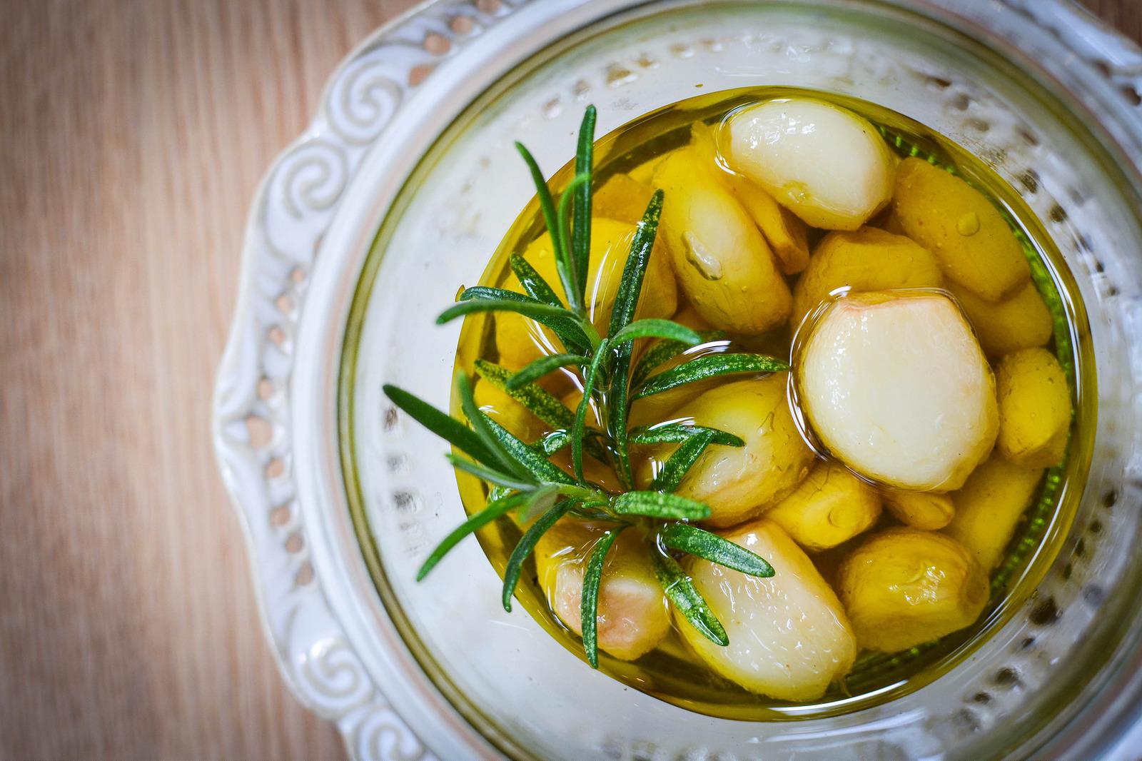 Confit Garlic