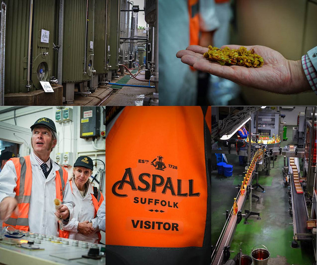 Aspall collage 1