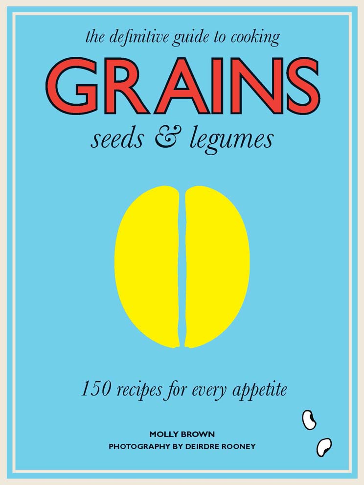 grains, molly brown