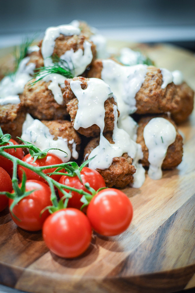 Scandi Midsummer Meatballs