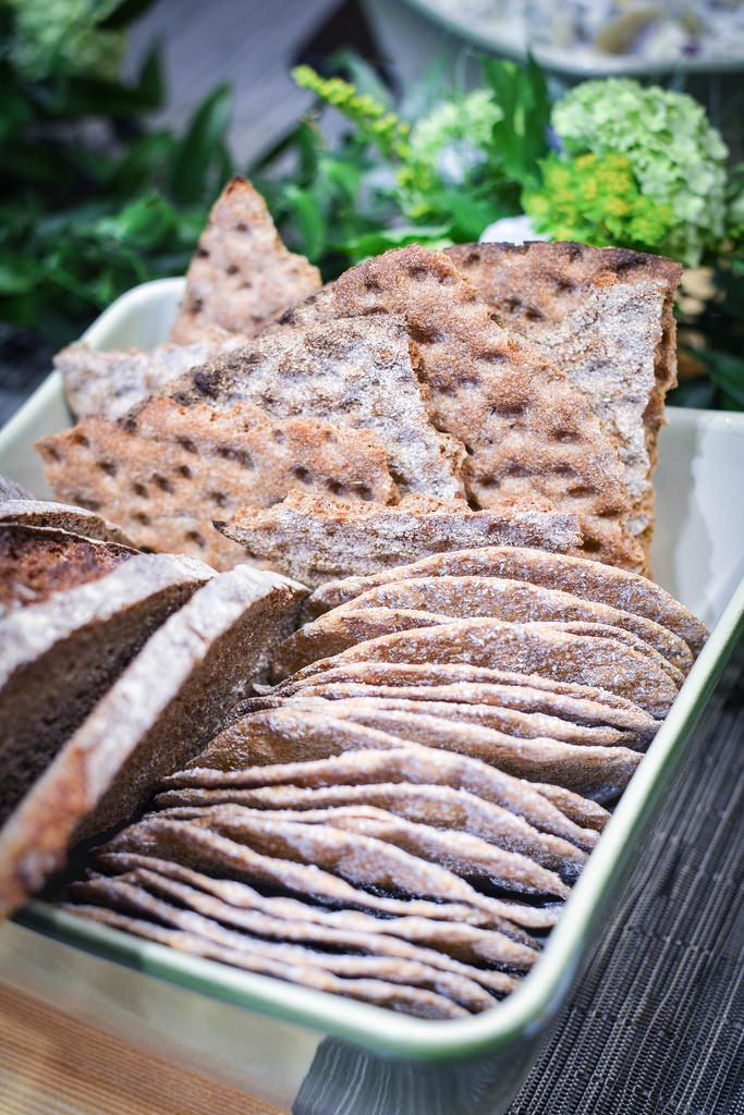 Scandi Midsummer Bread