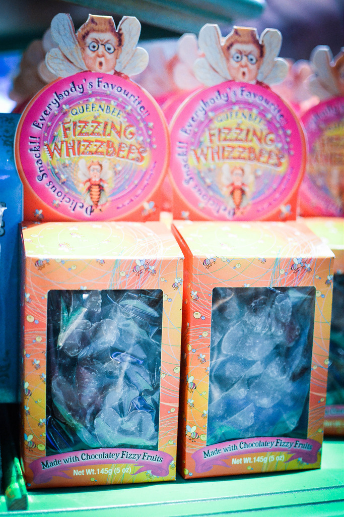 Confectionery at Harry Potter Studio Tour