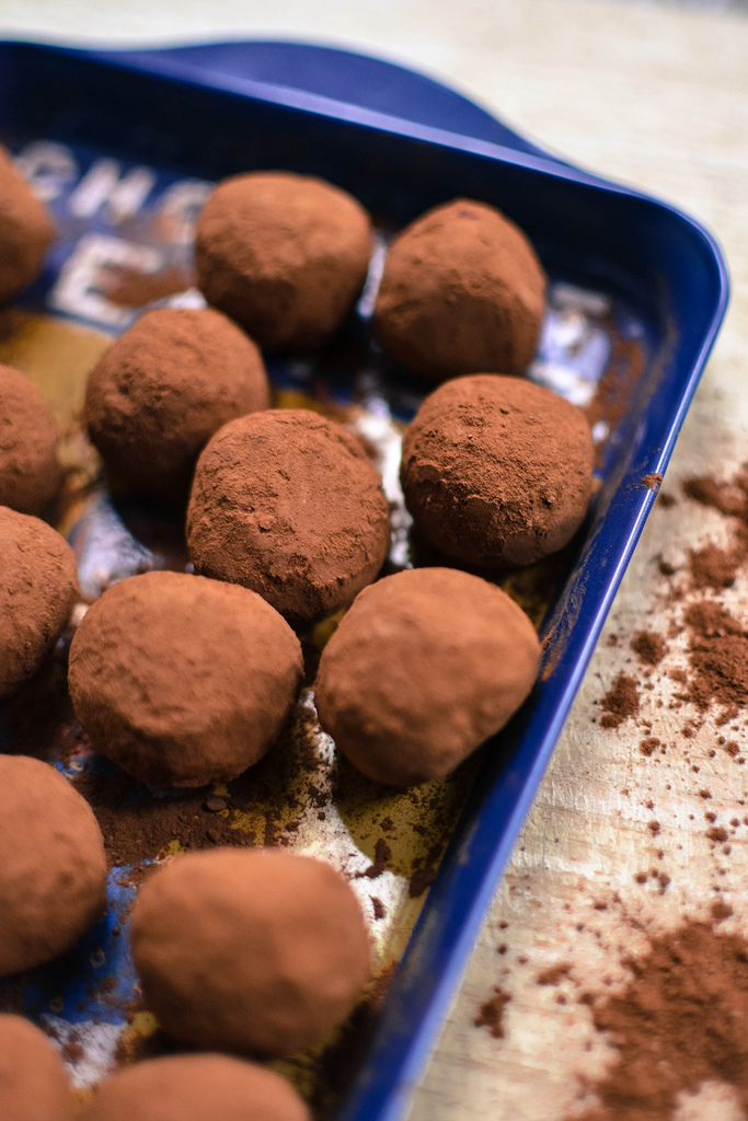 Beetroot Truffles