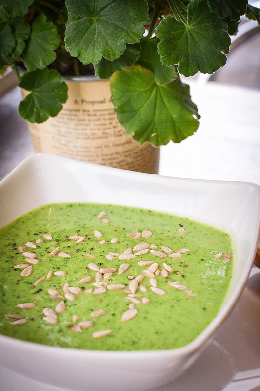 Kale and Coconut Soup