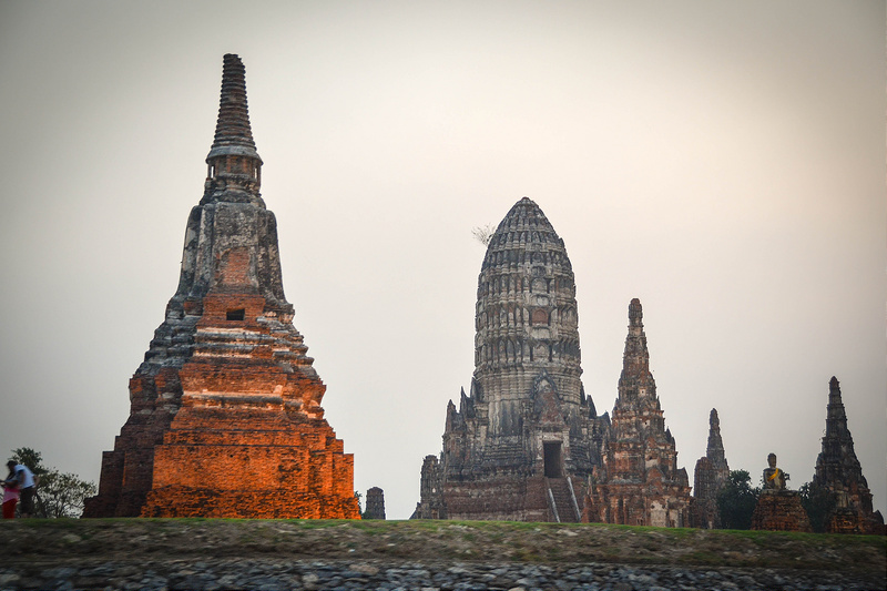 Travels In Ayutthaya