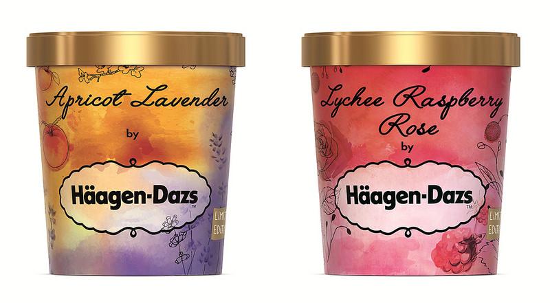 Haagen Dazs Garden Range