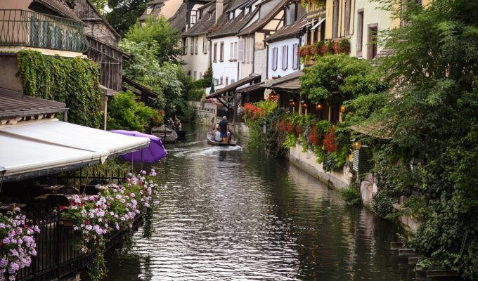 An Unexpected Pit Stop in Colmar, France