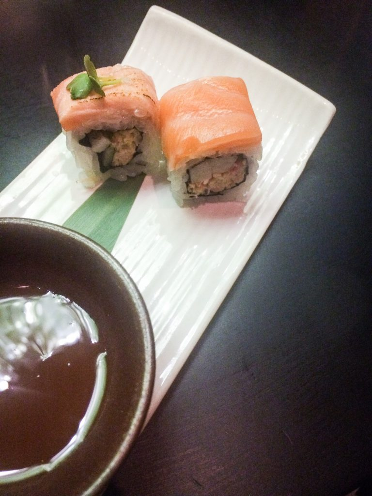 Sushi Salmon Maki