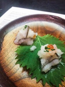 Sushi Salmon Roe