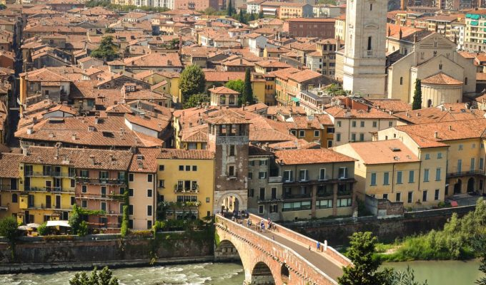 On My Travels: Falling In Love With Verona