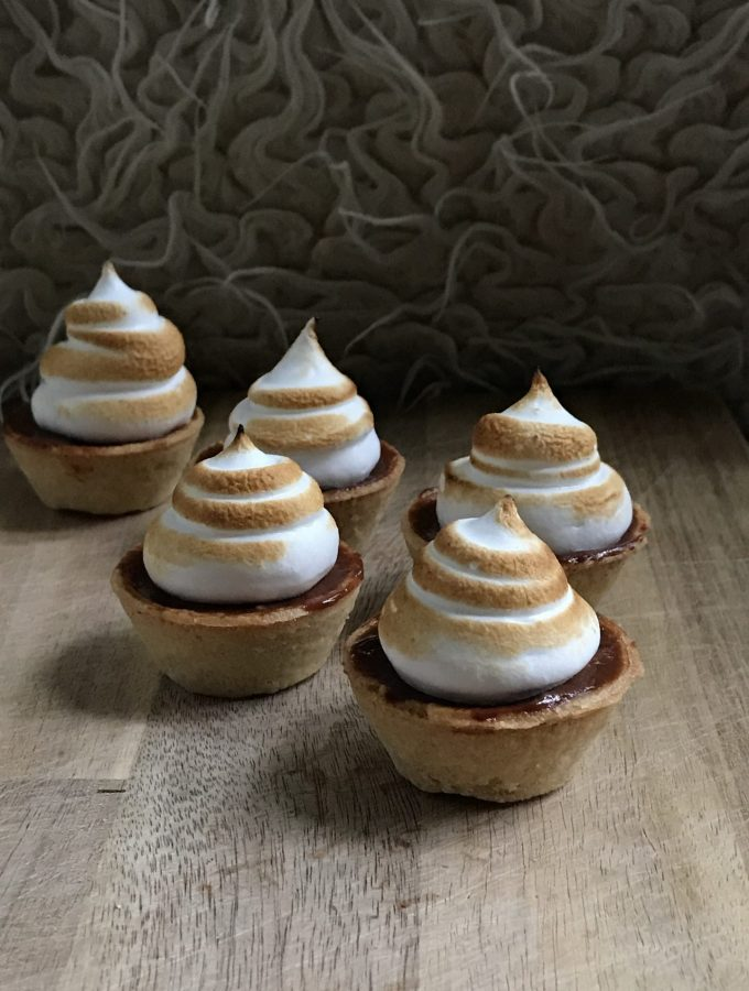 chocolate mousse pastry